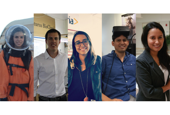 MIT Technology Review elige a los cinco Innovadores menores de 35 Perú 2015