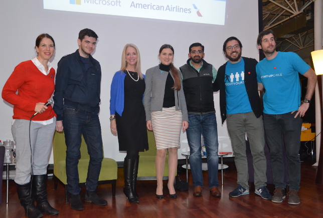 La startup rusa Hoope ha ganado el Demo Day de Start-Up Chile