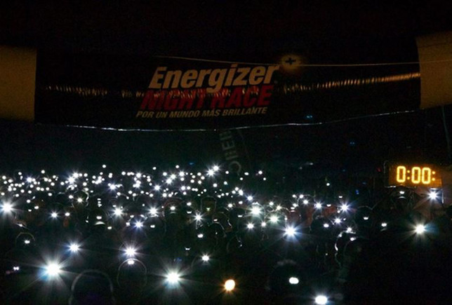 Quito ser� sede de Energizer Night Race Ecuador 2015